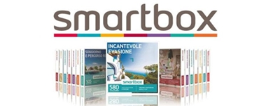 Special offer on Smartbox vouchers